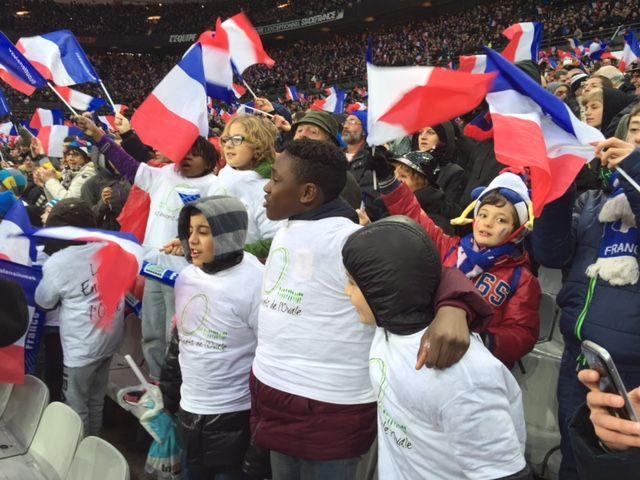 FRANCE - bandeau défilant